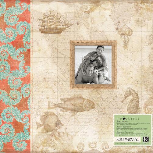 Tim Coffey Travel 12x12 Scrapbook_30-658509