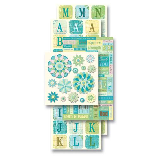 Blue Floral Flip Pack_921603