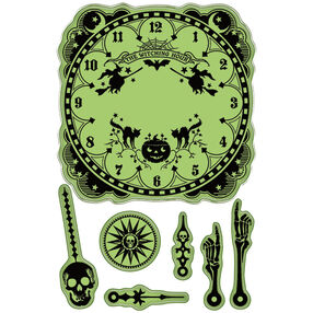The Witching Hour Cling Stamp Set_60-60332
