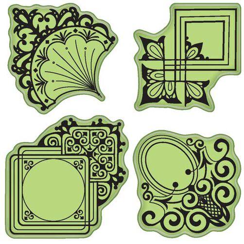 Decorative Ornament Stamps_65-32059