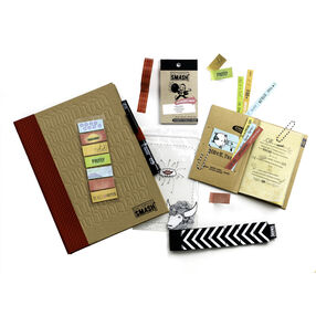 K&Company SMASH Red Folio Gift Pack_30-671782
