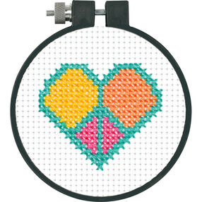 Peace and Love, Counted Cross Stitch_72-74551