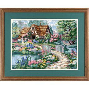 Cottage Retreat, Needlepoint_02461