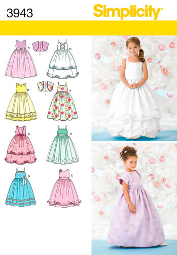 Child Special Occasion Dresses