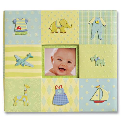 Brenda Walton 12x12 Small Wonders Boy Scrapbook_674585