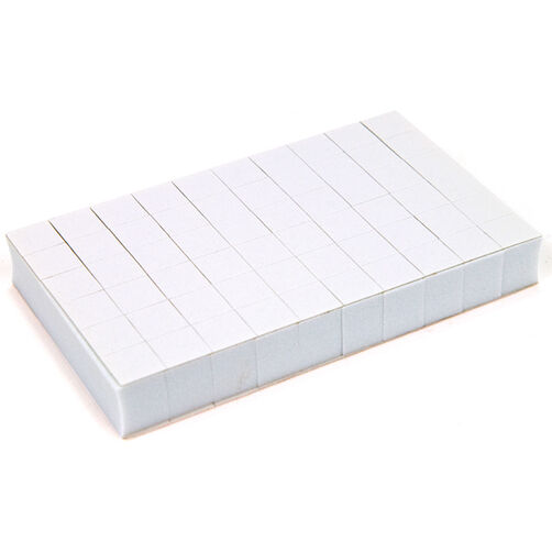 3D-Dots 1/2 Inch Thick Foam Adhesive Squares: 60 Count_55-01070
