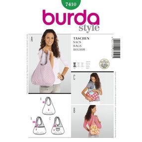 Burda Style Pattern 7410 Bags