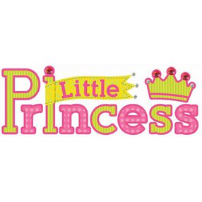 Princess Title Stickers_SPJWTW13