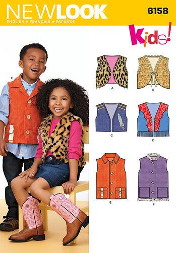 Child's Vests