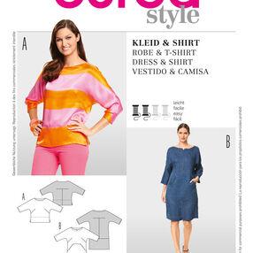 Burda Style Dress & T-Shirt