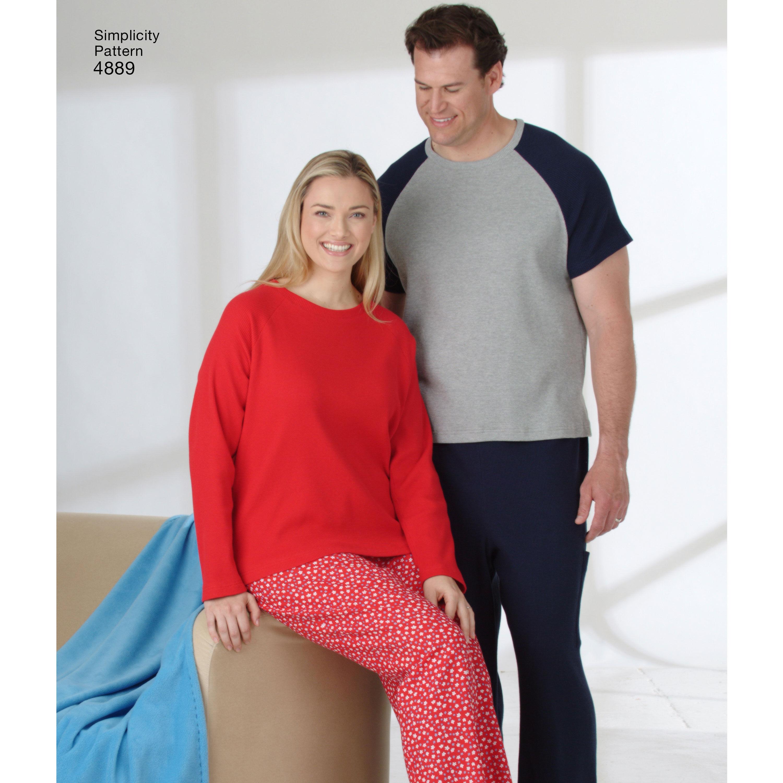 Women's & Men's Plus Size Loungewear | Simplicity