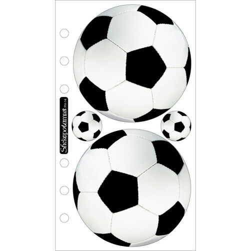 Photo Stickers Soccer Balls_SPPH14