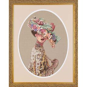 Victorian Elegance, Counted Cross Stitch_03823