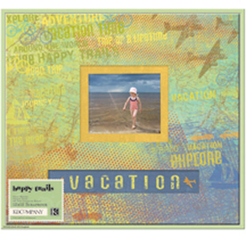 Happy Trails 12x12 Scrapbook_30-585546