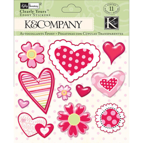 Kelly Panacci Valentine Heart Clearly Yours_30-599376