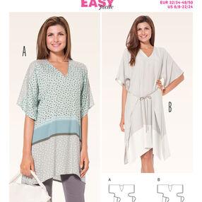 Burda Style Pattern 6936 Dresses