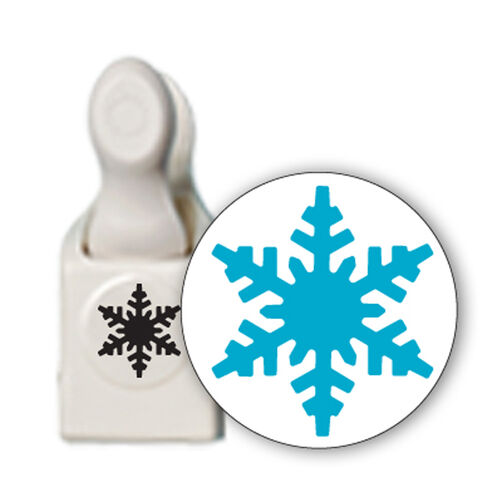 Alpine Snowflake Punch _M283008