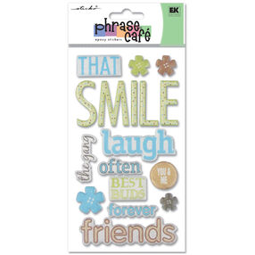 Friends Epoxy Stickers_SPPC3D022