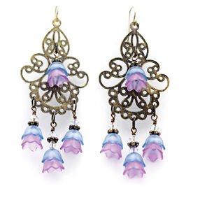 Tulip Chandelier Earrings Kit_56-23053