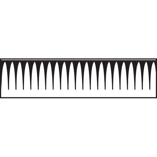 Icicle Border Edger Punch_54-40006