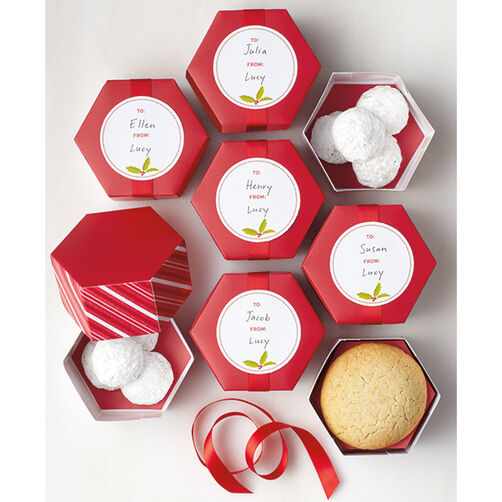 Peppermint Winter Hexagon Treat Boxes_48-30262