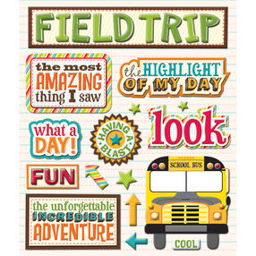 Field Trips Sticker Medley_30-586710