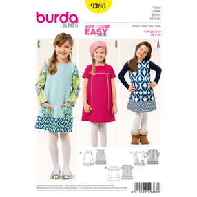 Burda Style Pattern 9380 Dress