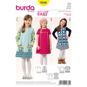 Burda Style Pattern 9380 Dress