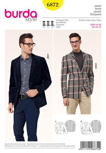 Burda Style Mens Wear, Sports Wear