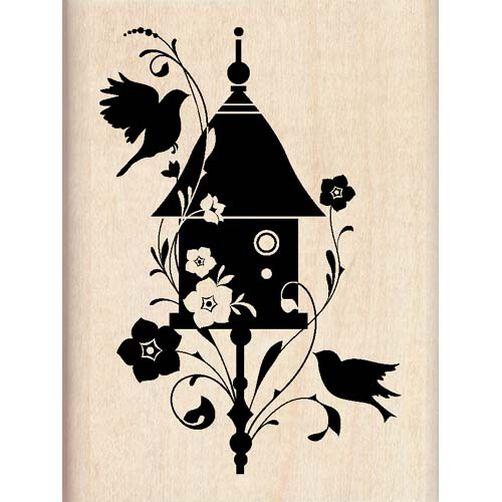 Birdhouse Flourish_98161