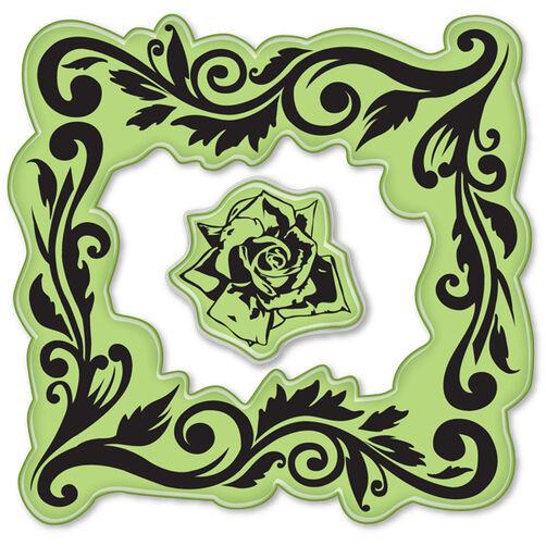Rose Frame_60-60003