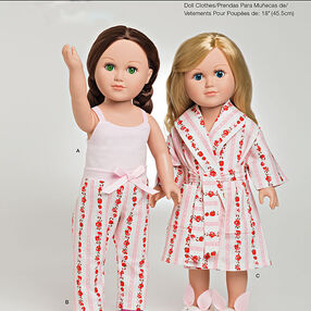 "It's So Easy 18"" Doll Clothes"