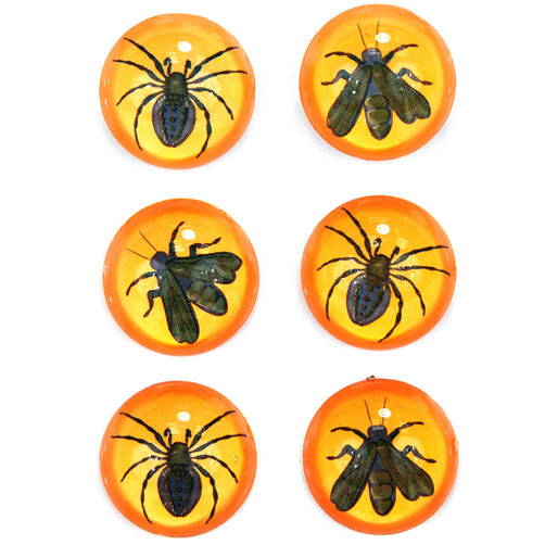 Gothic Manor Insect Stickers_48-20273