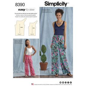 Fine Sewing Patterns Simplicity Short Hairstyles Gunalazisus
