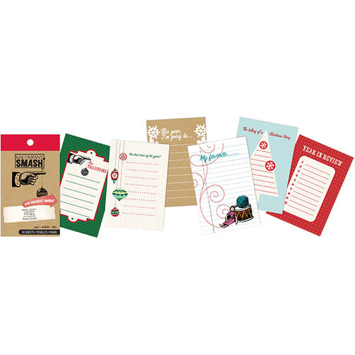 K&Company SMASH Holiday List Pad_30-679931