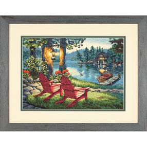 Twilight's Calm, Counted Cross Stitch_70-35261