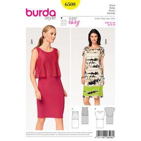 Burda Style Pattern B6508 Misses' Dress and Top
