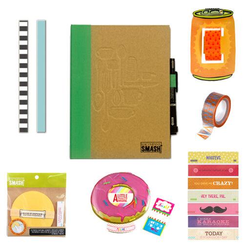 K&Company SMASH Tasty Folio Pack_839505