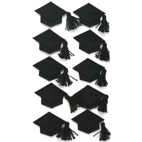 Black Graduation Cap_SPJBLG229