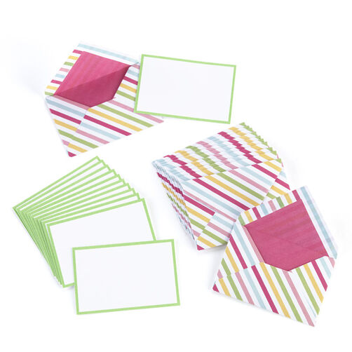 Modern Festive Striped Envelopes_41-00198