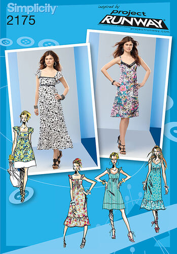 Misses' & Miss Petite Dresses. Project Runway Collection