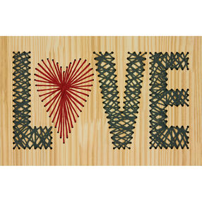 Love  Yarn Art, Embroidery_72-74207