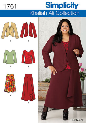 Misses' & Plus Size Separates