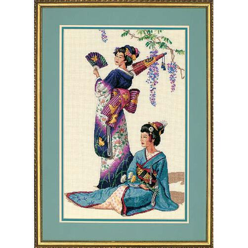 Jewels of the Orient, Counted Cross Stitch_03898