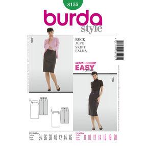 Burda Style Pattern 8155 Skirt