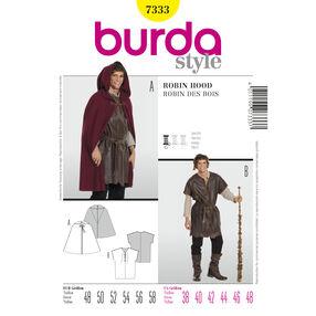 Burda Style Pattern 7333 Robin Hood