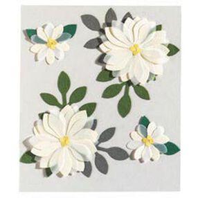 Vanilla Flower Stickers _SPJC034