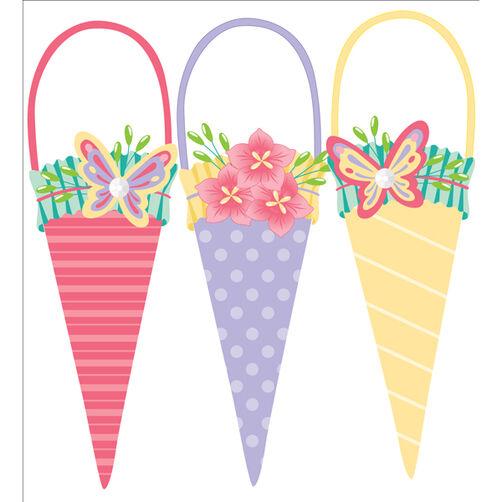 Spring Bouquet Stickers_50-20542