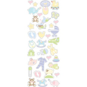 Baby Puffy Stickers_53-90000