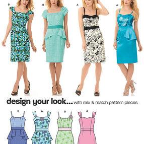 Misses' Dress